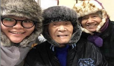 台湾网红爷爷离世:在兵荒马乱的年代他们相遇相爱